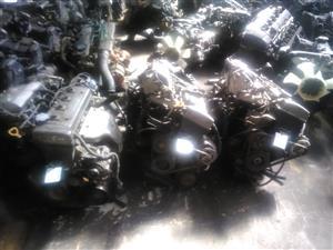 TOYOTA 7AFE ENGINE