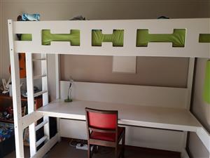 Ericssons study combo bunk bed/desk