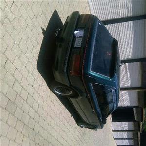 1995 Mazda 323