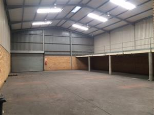WAREHOUSE FOR SALE IN GATEWAY INDUSTRIAL PARK, CENTURION!