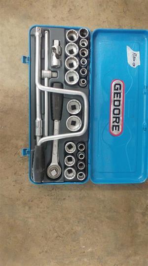 Gadore socket set