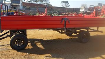 Verrigter 4.2 Ton Bulk Trailer / Ton Massa Wa New Trailer