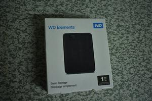 External Hard Drive/ Portable 1TB  Best PRICE / SEALED & NEW