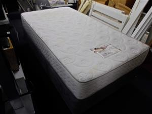 Single Bed - Base & Mattress (Cloud Nine Memo Flex NT)