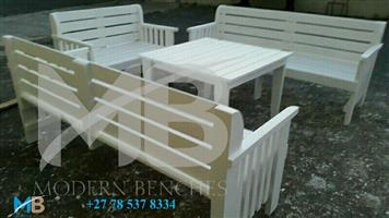 Lapa and outdoor table sets