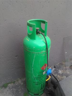 48Kg gas bottle for sale