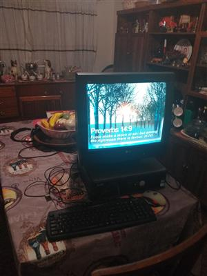 Computer Desktop Complete Dell Optiplex 745