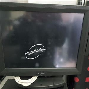 Proline point of sale touchscreen monitor