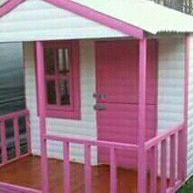Wendy Storage and Doll Houses