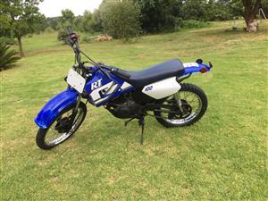 2000 Yamaha TTR