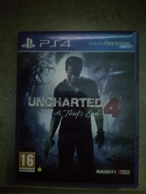 Ps 4 - Uncharted 4