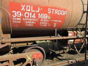 Wagons & Tankers - Pretoria Wes
