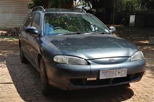 1997 Hyundai Elantra 1.8 GLS