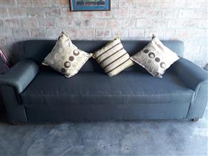 ***3 SEATER COUCH - PRACTICALLY BRAND NEW***