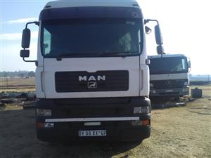 MAN truck horse for sale