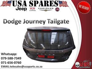 Dodge Journey Tailgate