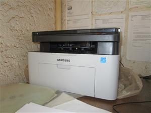 Samsung printer and laptop for sale