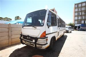 32 seater Toyota Hino Bus 2004 model.