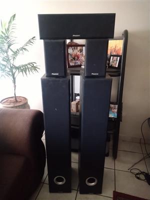 Poineer speakers for sale
