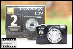 Nikon COOLPIX L29 Compact Digital