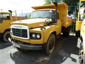 Toyota Tip: 4 501 - 7 000kg Truck
