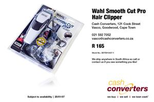 Wahl Smooth Cut Pro Hair Clipper