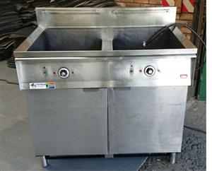 Fatman Electric Deep Fat fryer
