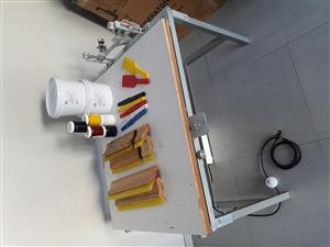 Screen Printer (Graphic up to A2 size)