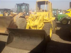 Caterpillar 916    Front Loader