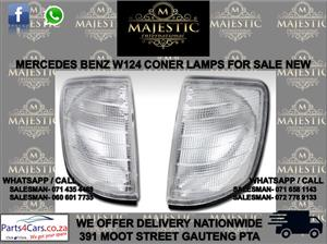 Mercedes benz W124 corner headlights for sale