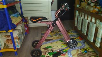 3-Wheel Small Electric bicycle
