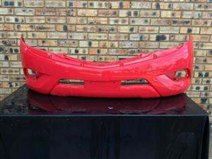 Mazda Bt50 Front bumper