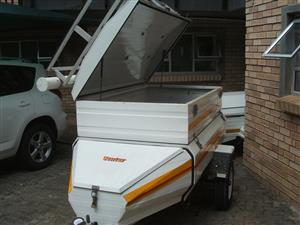 Venter trailer te koop