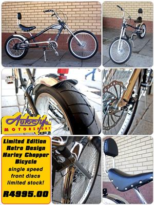 Chopper Harley Style Bicycle