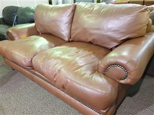 2 Seater Bonded Leather Couch R 8900