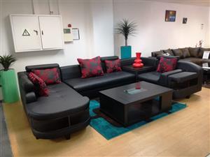 U Shaped Lounge Suite