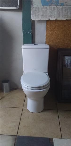2nd Clean toilet on special!!