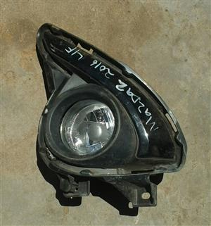 Mazda 2 2016 Fog Light and Cover