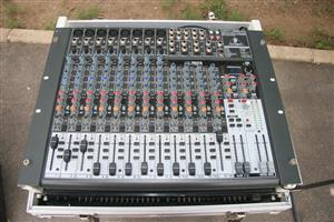 The late Robbie Dalton's Music Equipment