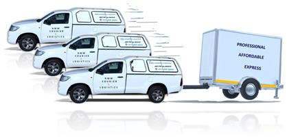 Pick-up and Deliveries for home & office Furniture; parcels; online shopping and other goods