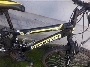Mtn raliegh bike