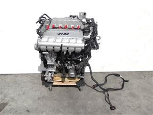 GOLF/PASSAT 2.8L 6CYL VR6, AAA Engine