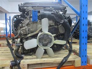 2014 TOYOTA LAND CRUISER 79 4.5D P/U S/C Engine Complete