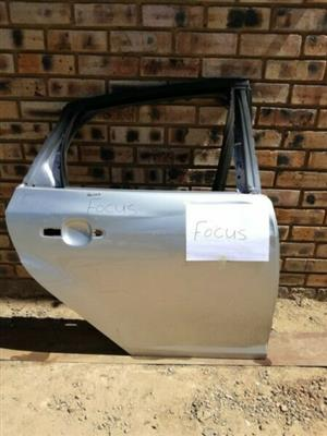 Ford Focus Mk3 Right Rear Door  Contact for Price
