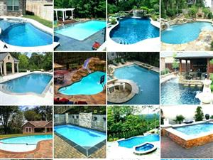 Splash, home and resorts pools