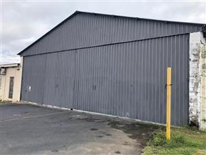 Hangar for Sale - Margate Airport