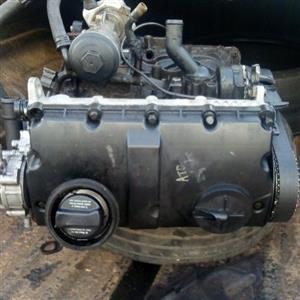 VW T5 axb engine