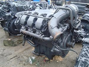 MERC BENZ ACTROS ENGINE FOR SALE
