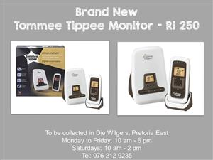Brand New Tommee Tippee Monitor