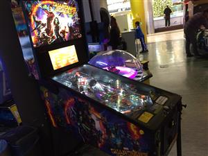Guardians of the Galaxy Pro Pinball Machine by Stern